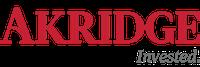 akridge invested logo