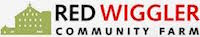 Red Wiggler Community Farm Logo