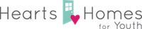 hearts homes for youth logo