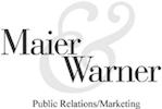 Maier & Warner Public Relations Marketing Logo