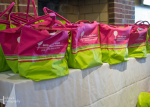gift bags for event planned for by event planning DC