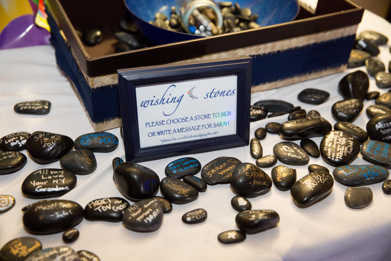 wishing stones for bat mitzvah messages