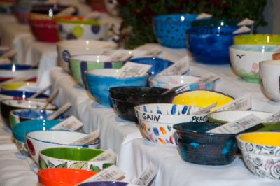 Empty Bowl Event