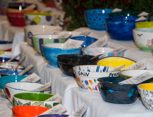 Empty Bowl Event for Interfaith Works