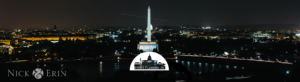 Event Planning DC Logo in front of Washington Monument