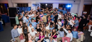 bar mitzvah party planned by event planner DC