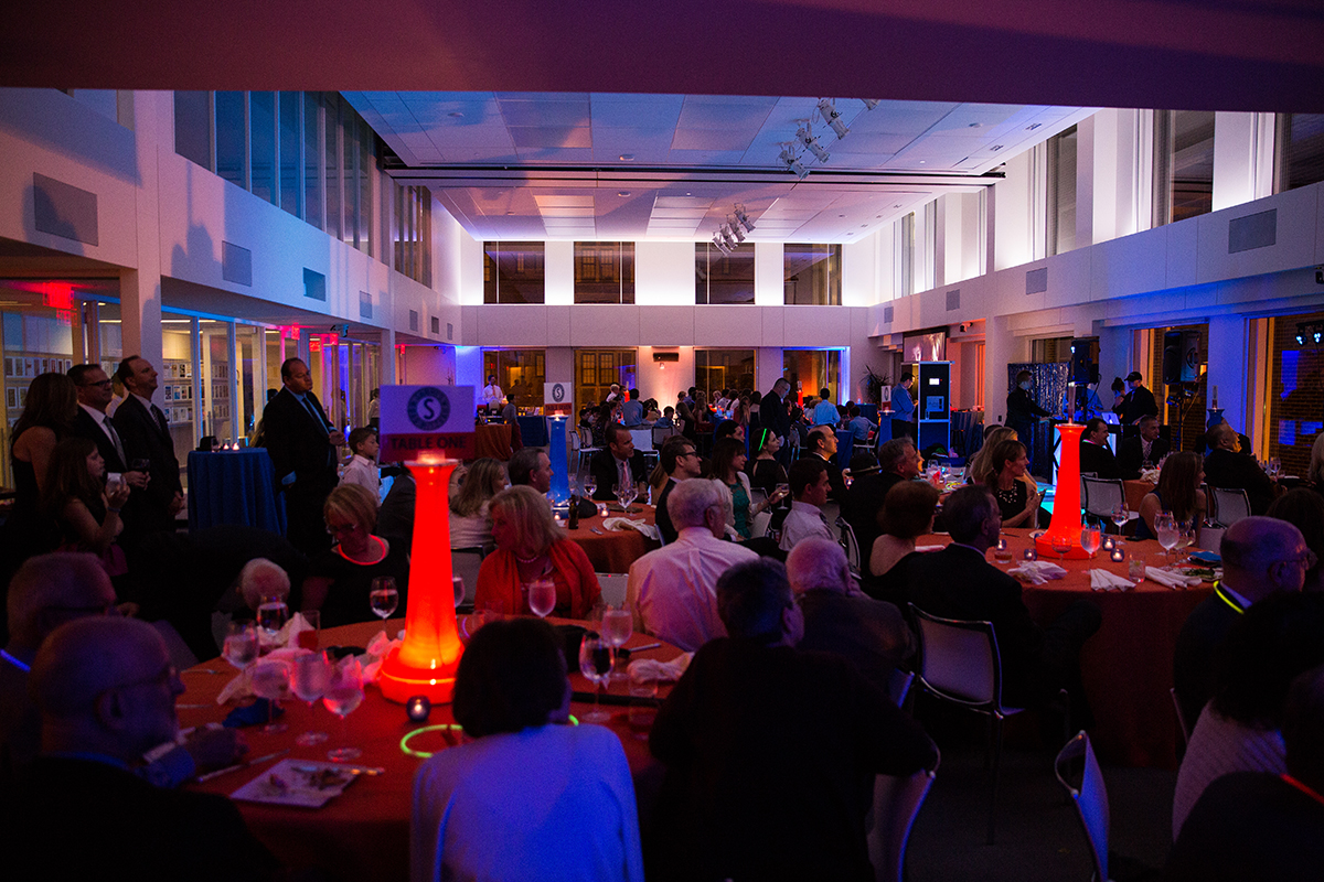 Bar mitzvah party planned for by event planning DC