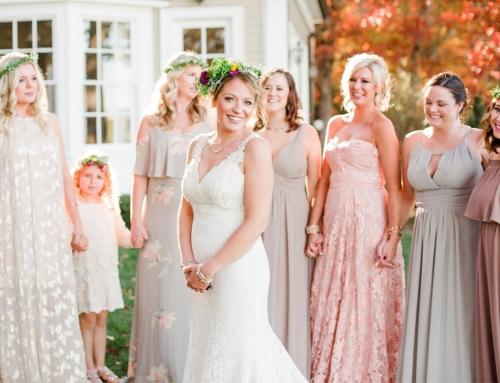 Lindsey & Evan Wedding at Murray Hill in Leesburg, Virginia