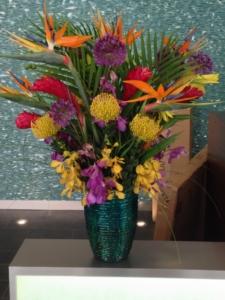 corporate event flowers