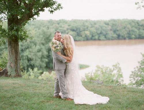 Nicole & John's Wedding at Murray Hill in Leesburg, Virginia