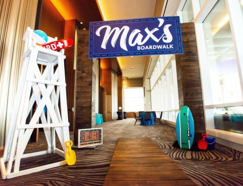 Beach Theme Bar Mitzvah – Hyatt Regency -Tysons Corner, VA