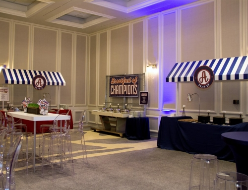 Bar Mitzvah-Baseball Theme-Hyatt Regency, Bethesda, MD
