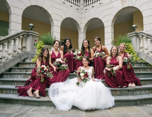 Meghan and Nick's Wedding at Airlie in Warrenton, Virginia