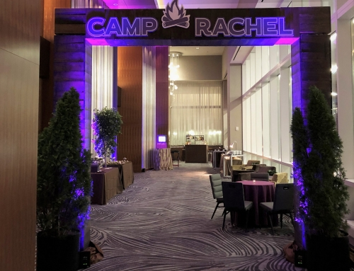 Summer Camp Themed Bat Mitzvah at Hyatt Regency – Tysons Corner, Virginia