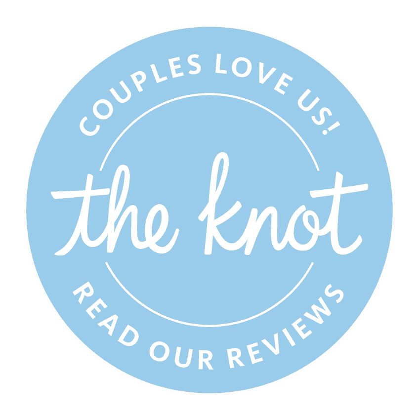 Couples love us! See our reviews on The Knot.