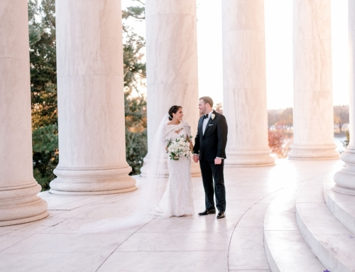 C&M Classic Timeless DC Wedding | St. Matthew the Apostle | The Mayflower Hotel